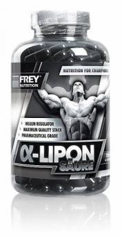 Frey Nutrition Alpha-Liponsäure - 250 x 640 mg