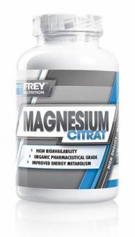 Frey Nutrition Magnesium Citrat - 120 x 1300 mg
