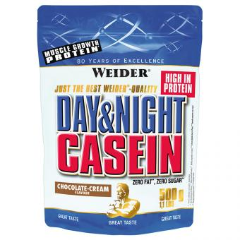 WEIDER Day and Night Casein Protein 500 g