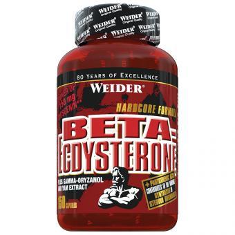 WEIDER Beta Ecdysterone - Spinatextrakt  - 150 Kapseln