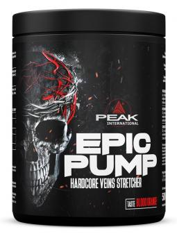 Peak EPIC Pump 500 g Dose - Trainingsbooster Blood Orange