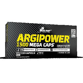 Olimp Argi Power 1500 Mega Caps - 120 Kapseln