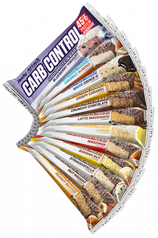Body Attack Carb Control Proteinriegel - VE 15 x 100g Blueberry-Yoghurt