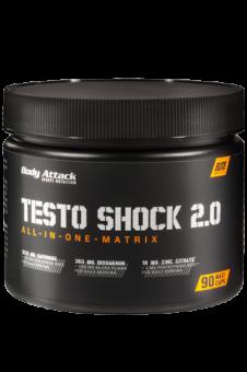 Body Attack Testo Shock 2.0 - 90 Maxi Caps