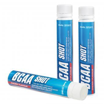 Body Attack BCAA Shot - 25 ml Cherry