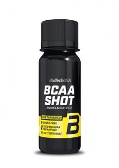 BioTech USA BCAA Shot - 1 x 60 ml Limette
