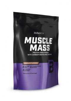 BioTech USA Muscle Mass - 1000 g
