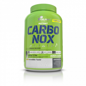 Olimp Energy Booster Carbo Nox - 3,5kg