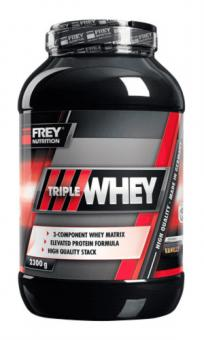 Frey Nutrition Triple Whey - 2300 g Neutral
