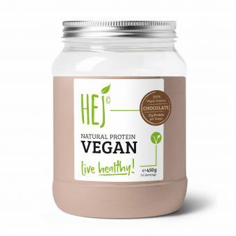 Hej Natural Protein Vegan Eiweiß - 450 g