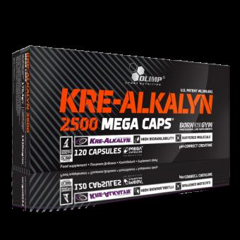 Olimp Kre-Alkalyn 2500 Mega Caps - 120 Kapseln