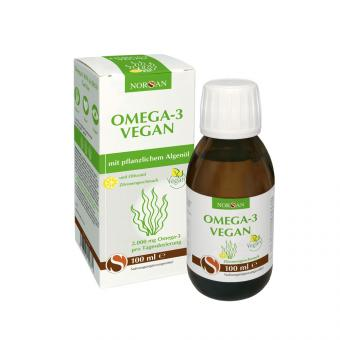 Norsan Omega-3 Vegan - 100 ml