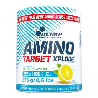 Olimp Amino Target Xplode - 275 g Lemon