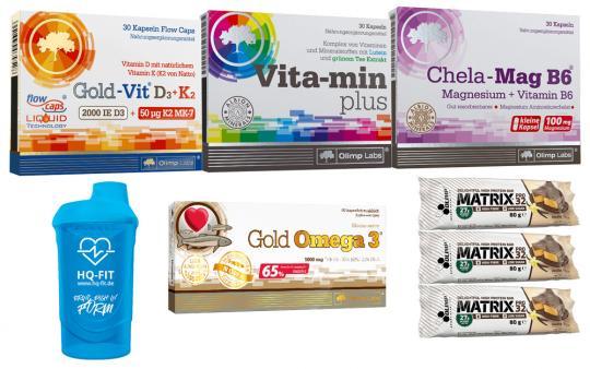 Olimp Vitamin Set