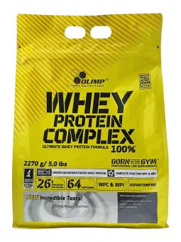 Olimp Whey Protein Complex 100% - 2270g Beutel