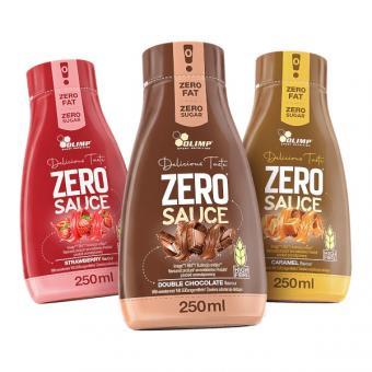Olimp Zero Sauce - 250 ml Karamell