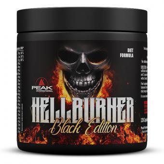 Peak - Hellburner Black Edition - 120 Kapseln / 114 g
