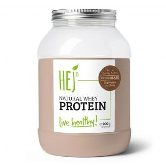 Hej Natural Whey Protein Eiweiß - 900 g