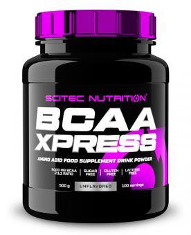 Scitec BCAA Xpress - 500 g Neutral