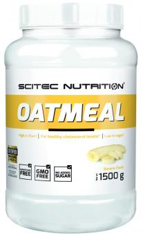 Scitec Nutrition Oatmeal - 1500 g Dose