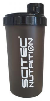 Scitec Nutrition Shaker 700 ml Schwarz