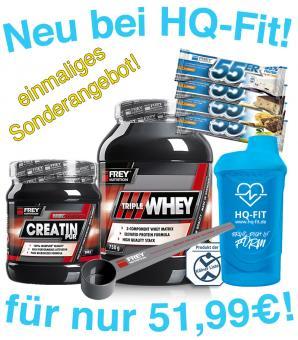 Frey Nutrition Triple Whey XL Sparset