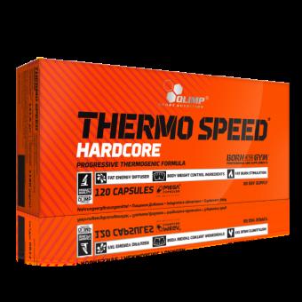 Olimp Thermo Speed Hardcore Caps - 120 Kapseln